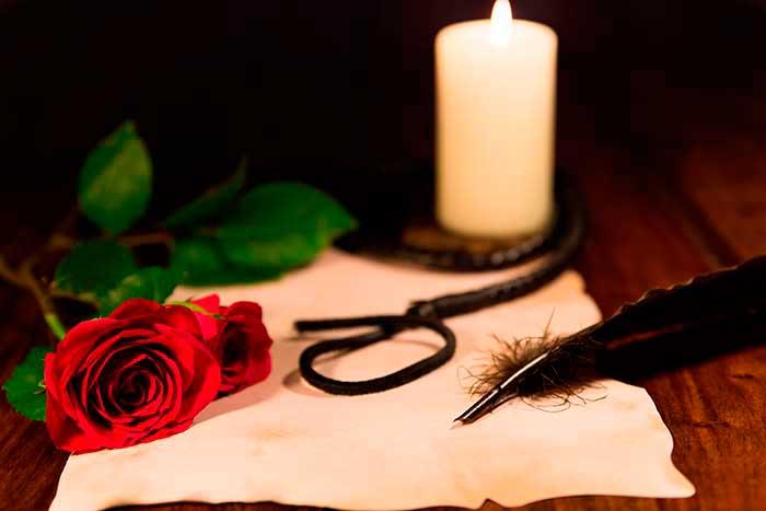 Lettera di una donna sposata